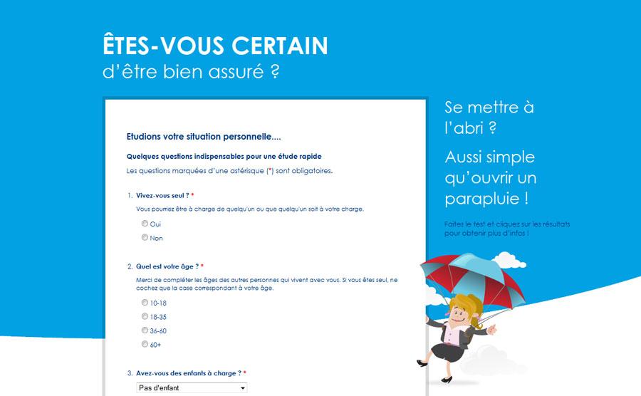 Apic Insurance - check-up assurances par Pixiwooh!