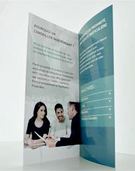 Apic Insurance - flyer par Pixiwooh!