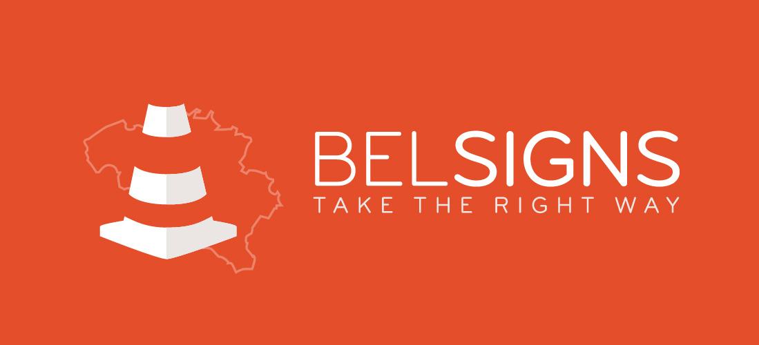 Belsigns - logo par Pixiwooh!