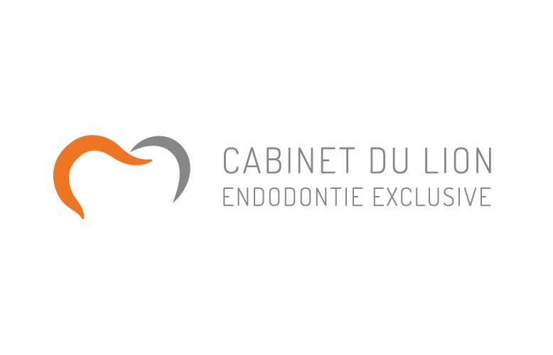 Cabinet du lion - logo par Pixiwooh!