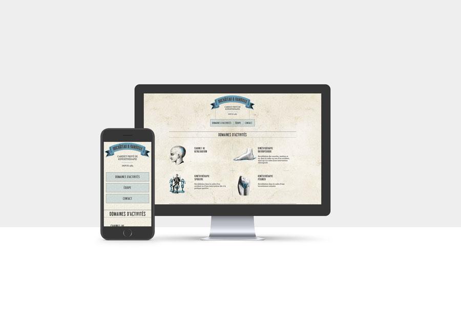 Duchâteau & Co - site web responsive par Pixiwooh!