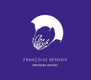 Françoise Bernair - logo par Pixiwooh!