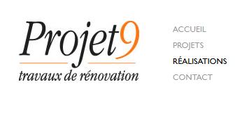 Projet9 - site web menu par Pixiwooh!