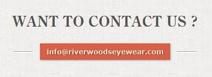 River Woods Eyewear - site web détail par Pixiwooh!